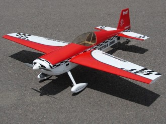 Extra 260 model airplane plan