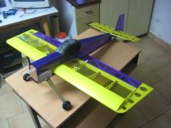 3DP mini model airplane plan