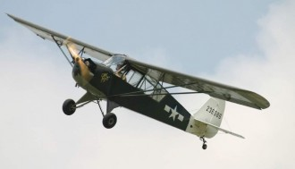 Aeronca L3 model airplane plan