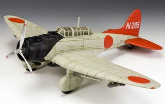 Aichi D3A1 Val model airplane plan