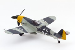 BF-109k model airplane plan
