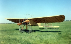 Blereriot 11 Monoplane model airplane plan