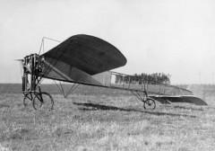 Bleriot Monoplane 1910 model airplane plan