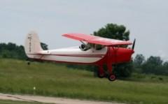 Fairchild 22 model airplane plan