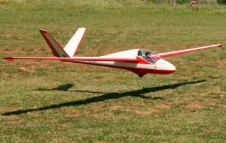 Fauvette model airplane plan