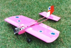 Funstar model airplane plan