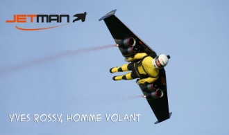 JETMAN model airplane plan