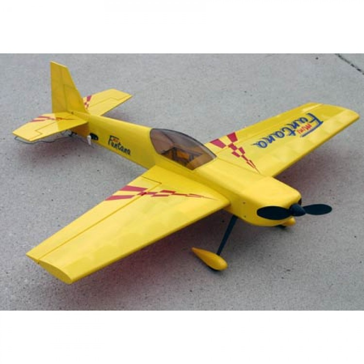 Mini Funtana model airplane plan
