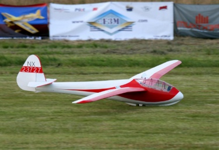 Orlik III model airplane plan