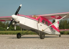 Pilatus Porter PC 6 model airplane plan