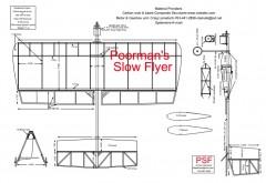 Poormans Slowflyer_PDF ( 26.25 in. / 66.7 cm ) model airplane plan