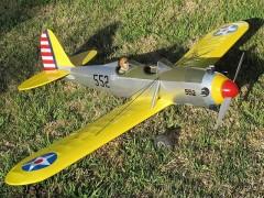 Ryan PT-22 model airplane plan