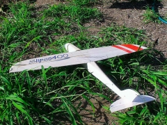 Slipso 400 model airplane plan