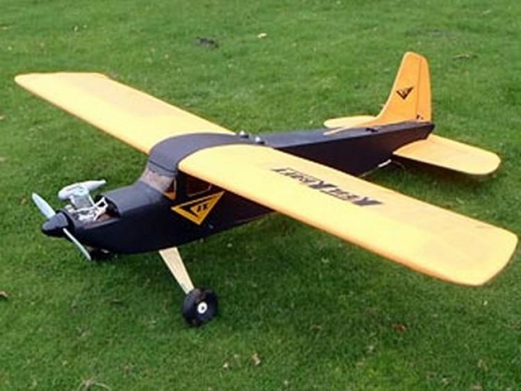 Super 90 model airplane plan