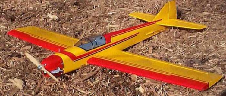 Sykosis model airplane plan