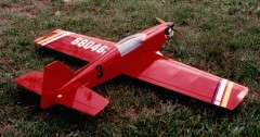 Tiger Sport model airplane plan