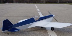 Two Smooth model airplane plan