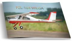 PZL 104 Wilga model airplane plan
