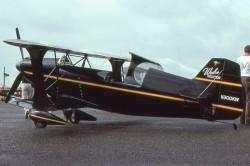Weeks Solution S1-WS model airplane plan