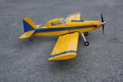 AIRTRACTOR AT 802 model airplane plan