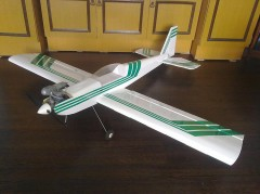 Calmato 40 Sport model airplane plan