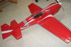 CAP 232 model airplane plan