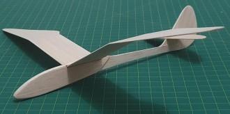 Bird of Time HLG Version model airplane plan