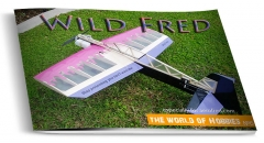 Wild Fred model airplane plan