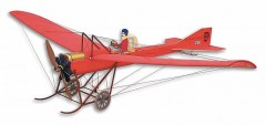 Deperdussin B / D / TT model airplane plan