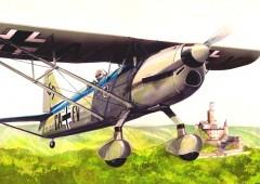 AR.76 model airplane plan