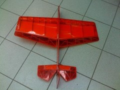 Fun Fly model airplane plan