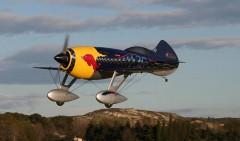 Gee Bee R-3 model airplane plan