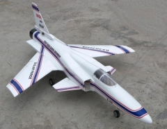 Grumman X-29 model airplane plan