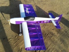Kamikace model airplane plan