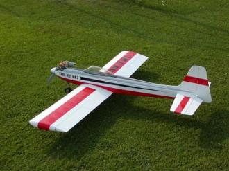 kwik Fli Mark III model airplane plan