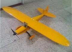 Magneto model airplane plan