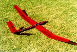 Mephisto model airplane plan