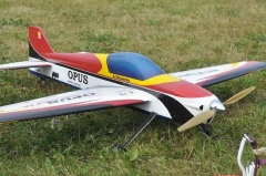 OPUS model airplane plan