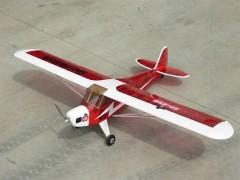 Piper Cub J3 model airplane plan