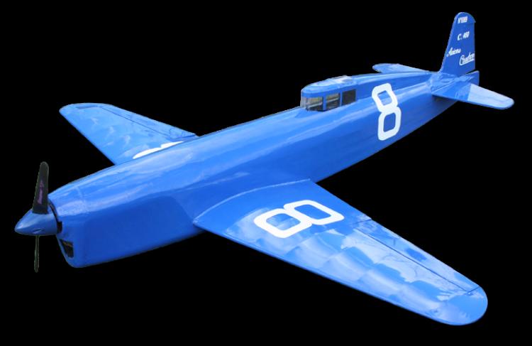 Caudron C.460 model airplane plan
