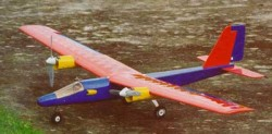 Schwalbe model airplane plan