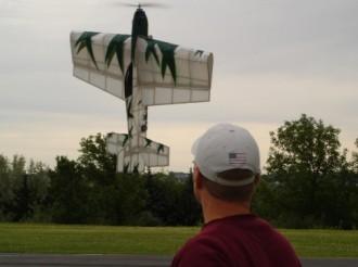 Skeeter model airplane plan