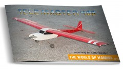 Telemaster 400 model airplane plan