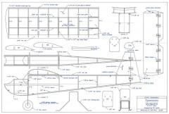 Tyromanic model airplane plan