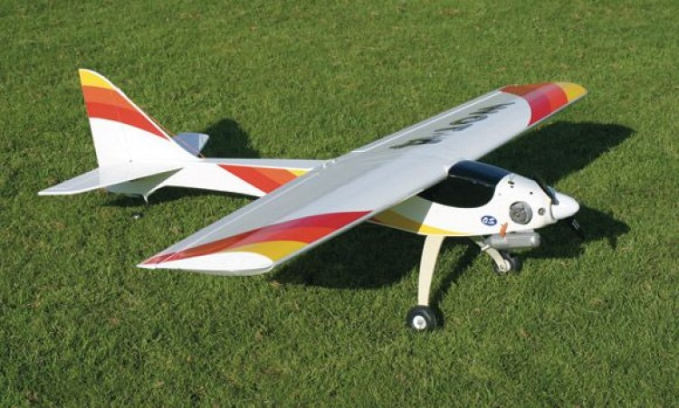 Wot 4 or Watt Four model airplane plan