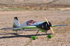 Yak 54 model airplane plan