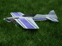 3DX Small model airplane plan