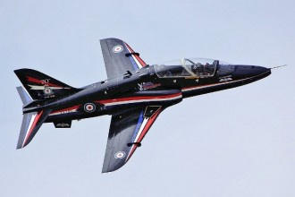 Bae Hawk model airplane plan