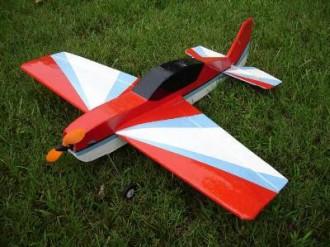 Big Nasty model airplane plan