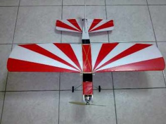 Blu Baby 33 model airplane plan